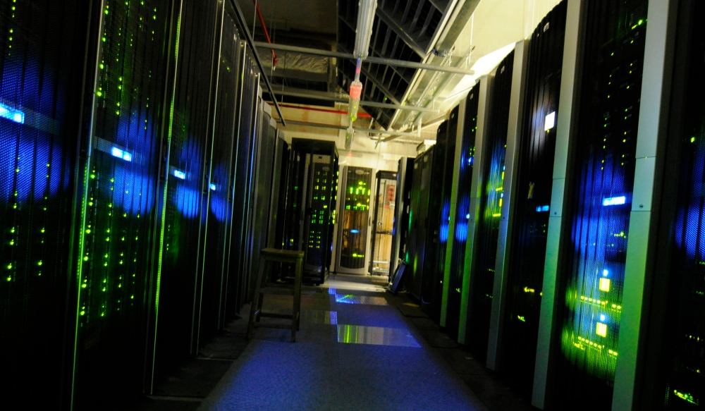 A_view_of_the_server_room_at_The_National_Archives